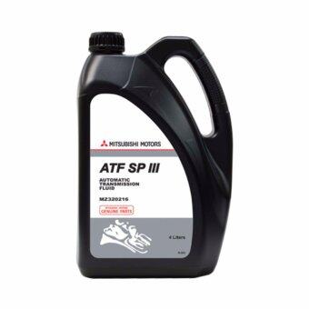 MITSUBISHI AUTOMATIC TRANSMISSION FLUID ATF SP-3 4L