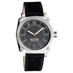 moschino watches price in best moschino watches lazada moschino watch cheap and chic black stainless steel case leather strap mens nwt warranty mw0294