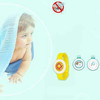 Mosquito repellent hand ring anti-mosquito buckle mosquitoprotection artifact Baby Child Repellent Watch