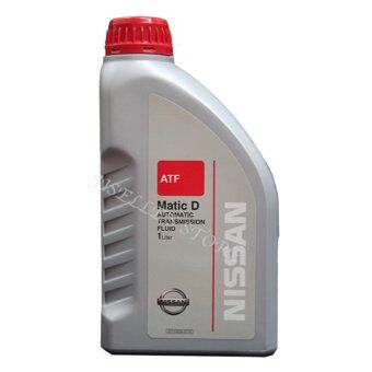 NISSAN ATF auto transmission fluid oil 1litre