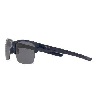 oakley womens sunglasses malaysia  oakley thinlink asian fit oo9317 01 navy sunglasses