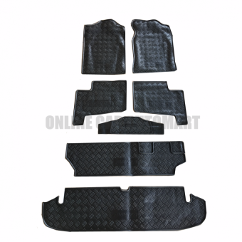 OEM Custom Fit Interior Rubber Mat For Toyota Avanza