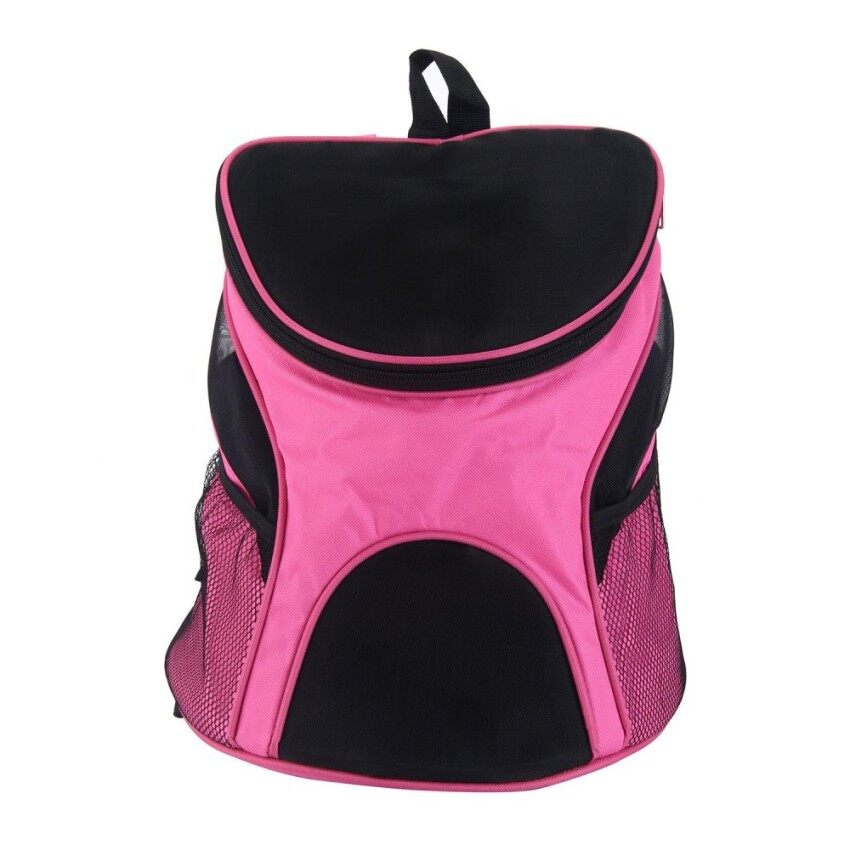 OLI QItelimei Pet Dog Cat Carrier Soft-sided Backpack in Outdoor for Dogsand Cats.