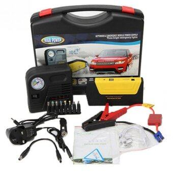 Power Bank for Car Jump start (High Power) & Tire Inflate device, Combo in a box