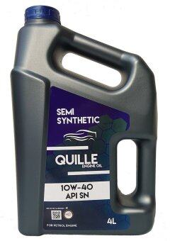 Quille Semi Synthetic 10W40 API SN 4L Engine Oil