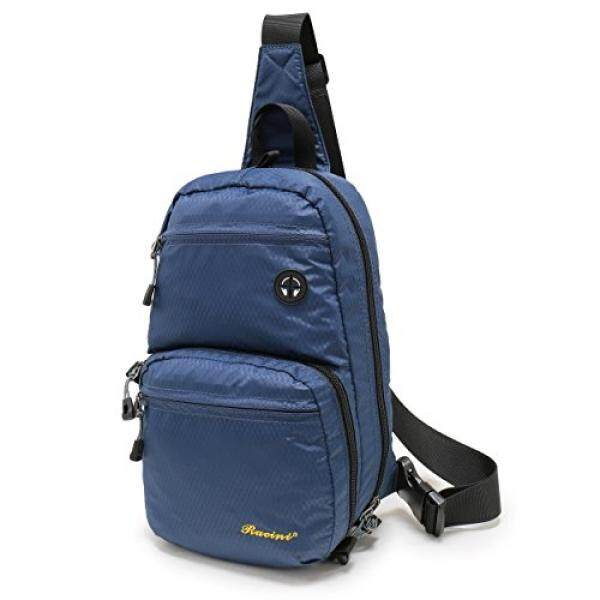 racini-outdoor-sports-womenmen-sling-bag-waterproof-crossbody-chest-backpack-with-headphone-slot-for-boys-and-girls-blue-8447-59433739-c6bb0bc2f249a390baaf811015c3bb3d- 10 List Harga Tas Wanita Selempang Lazada Teranyar minggu ini