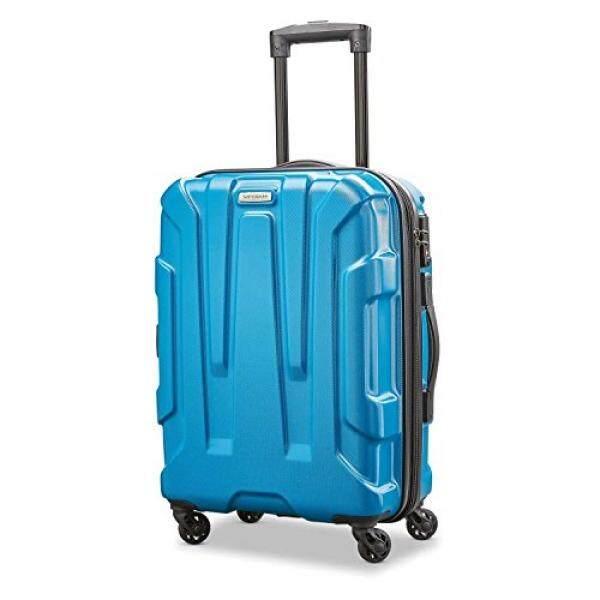 Samsonite Centric Hardside 20 Carry-On Luggage, Caribbean Blue - intl