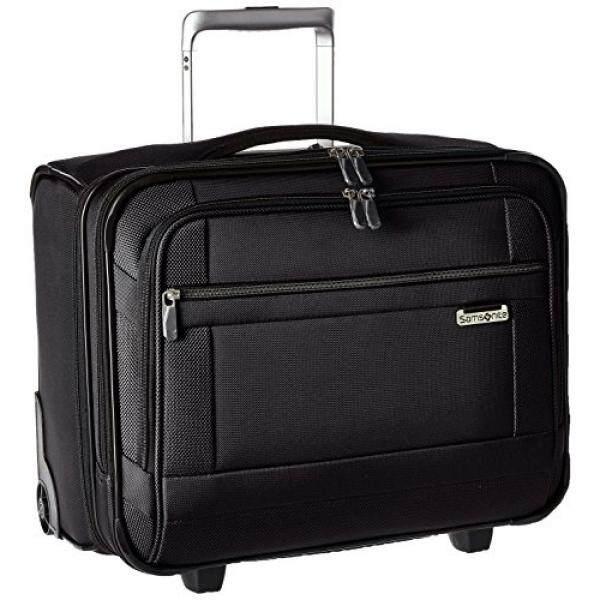 Samsonite Solyte Softside Wheeled Boarding Bag, Black - intl