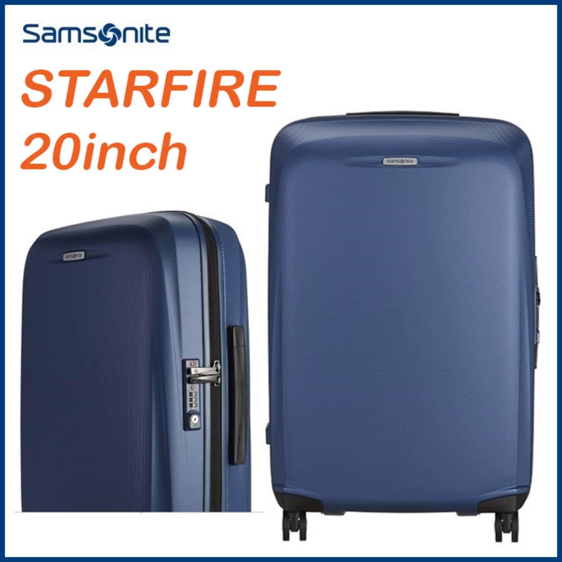 SAMSONITE STARFIRE 83D01001 Travel Carrier Luggage SuitCase 20 inch - intl