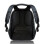 XD Design Bobby Compact Anti-Theft Backpack (Diver Blue) -FreeMiniBobby & Rain Cover