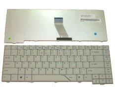 Acer Aspire 4710 / 4720 / 4310 / 4320 / 4520 / 5520 / 5710 / 5720 / 5920 / 5930 White Laptop Keyboard