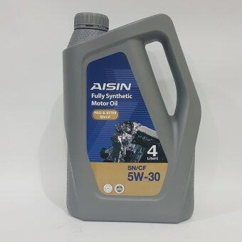 Aisin 5w30 Sn Cf 4l Fully Synthetic Pao Ester Blend