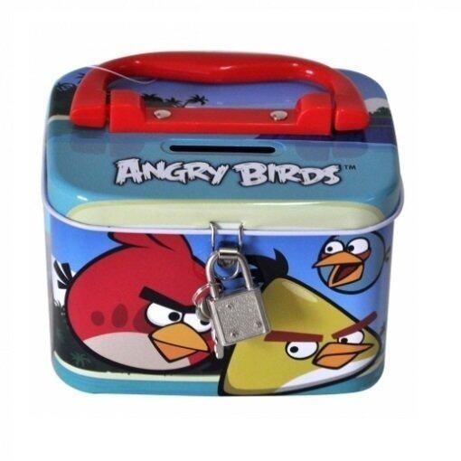 Angry Birds Coin Bank - Blue Colour