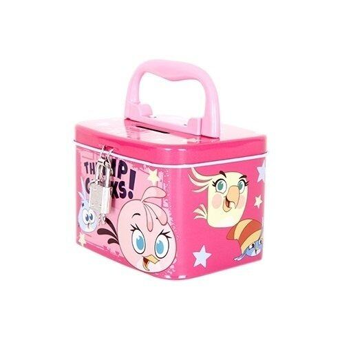 Angry Birds Stella Coin Bank - Pink Colour
