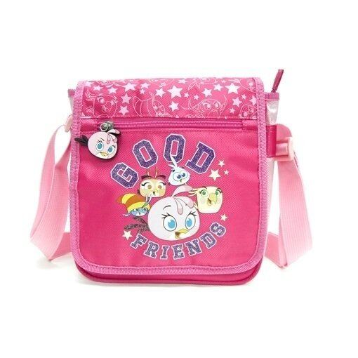Angry Birds Stella Sling Bag - Pink Colour
