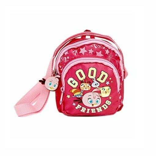 Angry Birds Stella Sling Coin Purse - Pink Colour