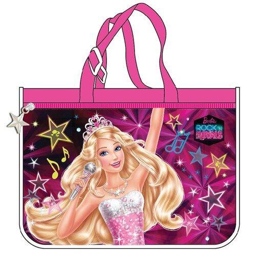 Barbie Rock'n Royals Tuition Bag - Pink Colour