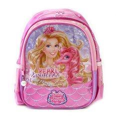 "Barbie the Pearl Princess Backpack 12.5"" BB6943 Pink"