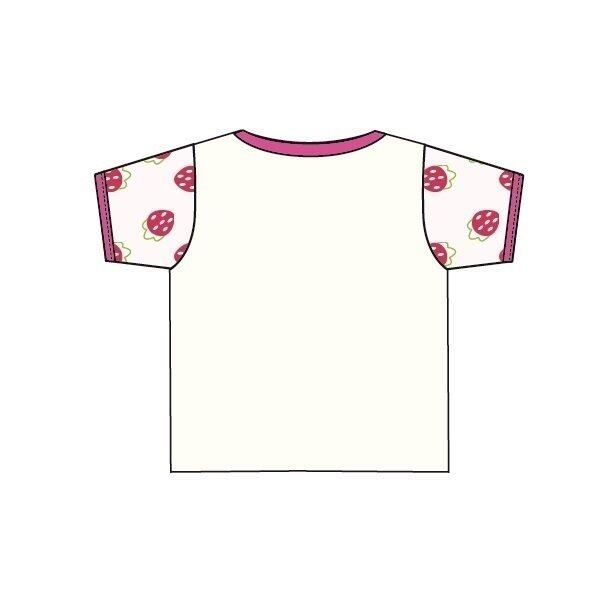 Barney And Friends Dotted Casual Short Sleeve 100% Cotton 0mth to 2yrs - Pink Colour
