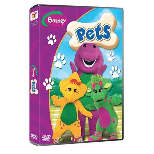 Barney Pets - DVD