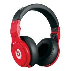 Beats Pro Over-Ear Headphone- Red