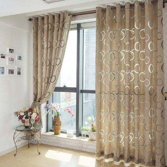 Bedroom window curtains for living room sheer voile window for B m living room curtains