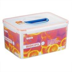 Biokips Container Rectangle with 1 Handle Rh70 11.5L