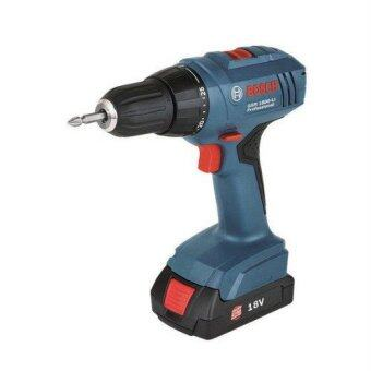 bosch gsr1800li cordless drill driver 18v 1 5ah. Black Bedroom Furniture Sets. Home Design Ideas