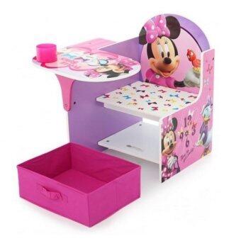 Chair & Desk With Storage Bin Minnie