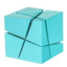Creative Rubik's Cube Style Wireless Bluetooth Speaker (Blue)