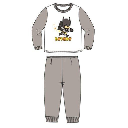 DC Comics Batman Toddler Pajamas 100% Cotton 1yrs to 3yrs - Grey Colour