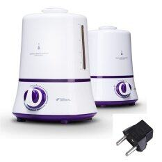 Deerma Dem F-330 Air Humidifier Aroma Air Purifier 3.8L With Safety Mode Auto Shut Off