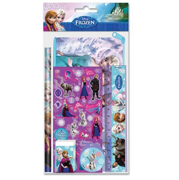 Disney Frozen Pencil Case Stationery Set