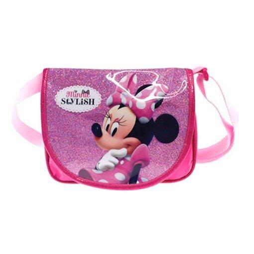 Disney Minnie Shoulder Bag - Pink Colour