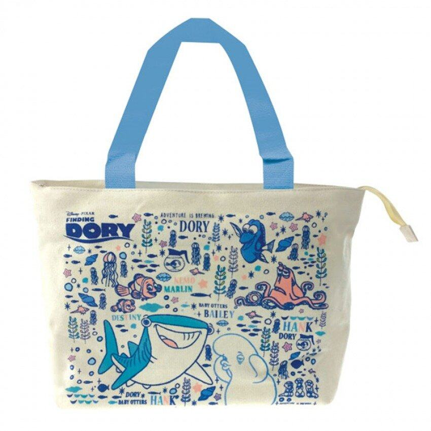 Disney Pixar Finding Dory Handy Bag - White Colour