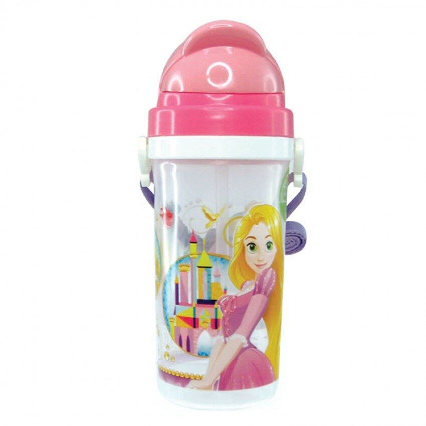 Disney Princess 500ML Water Bottle - Pink Colour