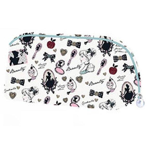 Disney Princess Cinderella Adult Cosmetic Pouch - White Colour