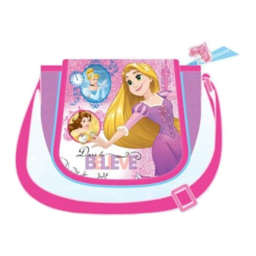 Disney Princess Sling Bag - Pink Colour