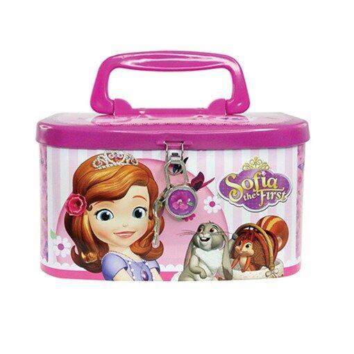 Disney Princess Sofia Coin Bank - Purple Colour