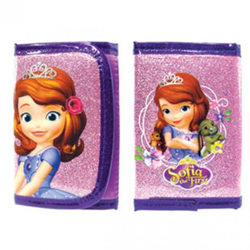 Disney Princess Sofia Wallet - Purple Colour