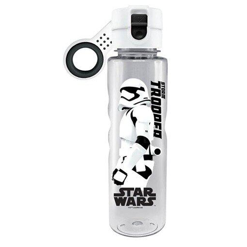 Disney Star Wars Storm Trooper 1000ML Tritan Bottle - White Colour