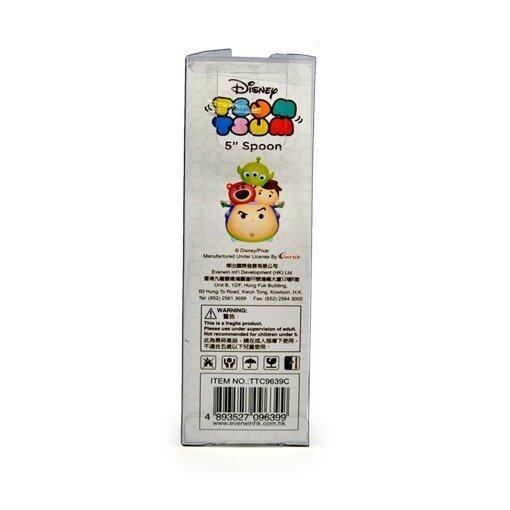Disney Tsum Tsum Ceramic Spoon 5 Inches - Buzz Lightyear