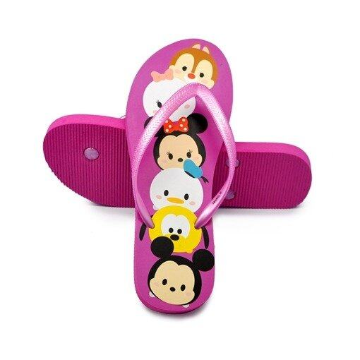 Disney Tsum Tsum Flip Flops - Pink