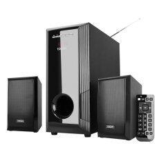 Eacan A-503CR 2.1 Multimedia Speaker Black