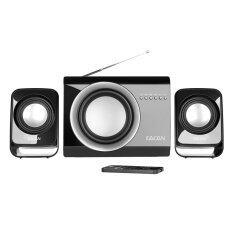 EACAN BC-8CR/FM Multimedia speaker
