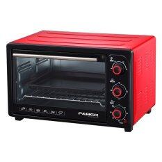 Faber Electric Oven FEOR26 Red