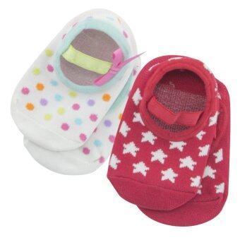 FIFFY 2 In 1 Anti slip Baby Socks 0 6 Months