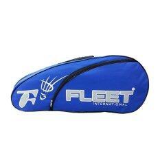 Fleet F11 Single Zipped Bag - Royal Blue