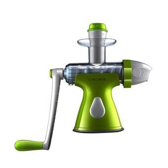 Giocoso Slow Juicer Review : Giocoso Slow Manual Juicer (Green) Lazada Malaysia