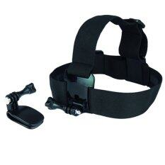 GoPro BazeGear Headstrap Mount + Quickclip for GoPro HERO3/3+/4